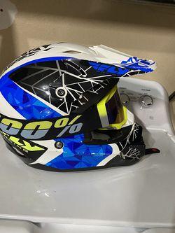 Dirtbike/quad Helmet for Sale in Orange Cove,  CA