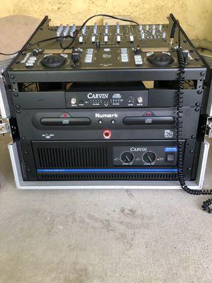 DJ Equipment for Sale in La Crescenta-Montrose, CA