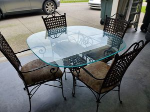 Dining Table & 4 Chairs for Sale in Nolensville, TN