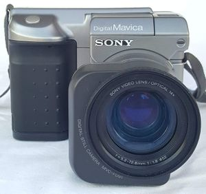 Sony MVC-FD91 Digital Mavica MPEG Movie Camera for Sale in Palm Bay, FL