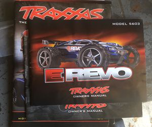 Traxxas E-Revo 5603 Brushless Mamba. Too many upgrades to list. Serious inquiries only. Will provide further details. for Sale for sale  Brooklyn, NY