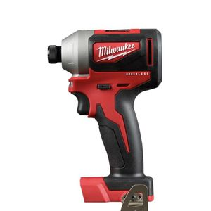 Milwaukee M18 18-Volt Lithium-Ion Brushless Cordless 1/4 in. Impact Driver (Tool Only) for Sale in Highland, CA