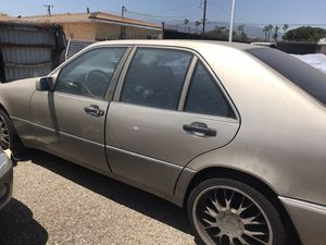 Parting out 1992 Mercedes Benz AG for Sale in Fontana, CA