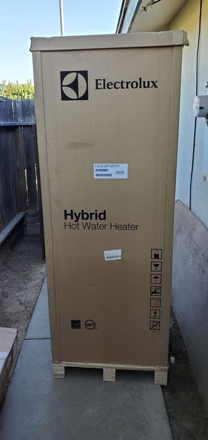 Electrolux Hybrid Water Heater for Sale in Fresno, CA