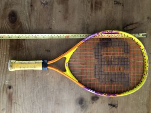 Wilson Tennis or Racket ball Rackett for Sale in Chicago, IL