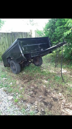 Truck bed trailer. Lights work! for Sale in Smyrna, TN