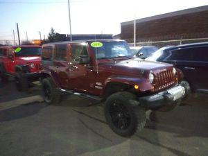 2011 Jeep Wrangler Sahara for Sale in Philadelphia, PA