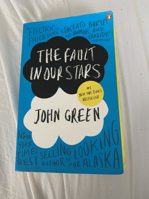 Fault in our stars book for Sale in Kennewick, WA