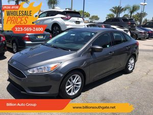 2018 Ford Focus for Sale in South Gate, CA