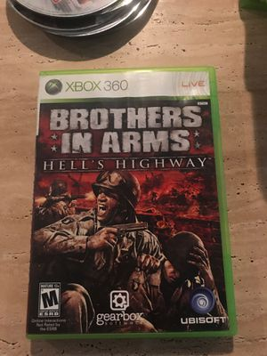 Xbox 360 games; NHL 2009; Call of duty modern warfare 2; Beatles rock band; red dead redemption; MLB 2010; NBA 2007;rainbow six Vegas 1&2; Brothers i for Sale in Beverly Hills, MI