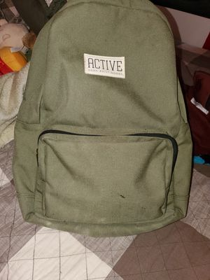 Active backpack for Sale in Corona, CA