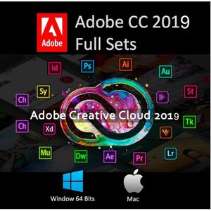 Adobe Creative Cloud Suite 2019 for Sale in College Park, GA