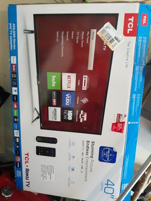 40 inch Smart TV for Sale in Charlotte, NC