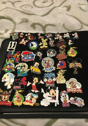 Disney pins Mickey Mouse (PRICES VARY PER PIN) for Sale in Rancho Cucamonga, CA