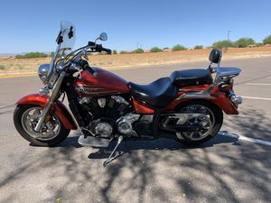 Yamaha V-Star 1300 Motorcycle. 2014, Super Nice! Low Miles! for Sale in Surprise, AZ