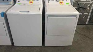 GE washer dryer set 5BK for Sale in El Paso, TX