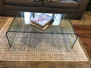 Glass Coffee Table for Sale in Atlanta, GA