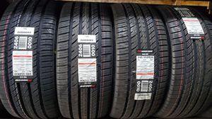 245/45/20 NEW Nankang Tire Set for Sale in Chula Vista, CA