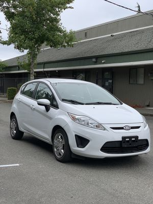 Ford fiesta 2013 low miles 111k for Sale in Tacoma, WA