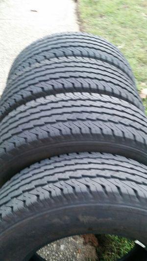 Goodyear Wrangler E Load tires for Sale in Jackson, NJ