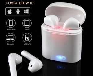 AirPods IP7 True Wireless Bluetooth Univeral Headphone EarBuds for Talk and Music for Sale in Ontario, CA