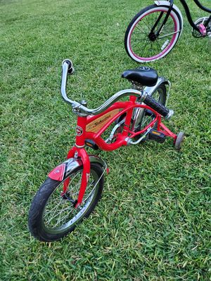 Beautiful schwinn bike size 16' for boy's or girl's. for Sale in Houston, TX