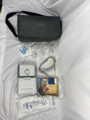 Philips cpap machines with accessories not used for Sale in Los Angeles, CA
