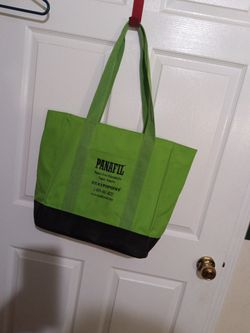 Green tote bag for Sale in Milton,  FL