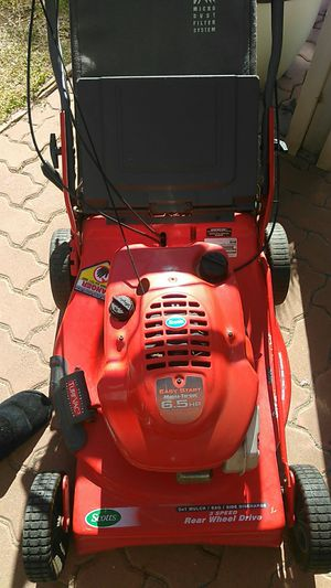 Scotts 6.5 HP Lawn Mower 3 n 1 Self Propelled for Sale in Monterey Park, CA