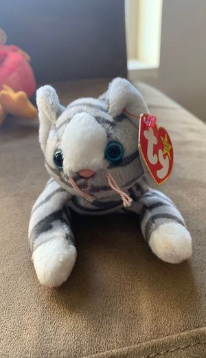 Prance the kitten beanie baby for Sale in Atlanta, GA