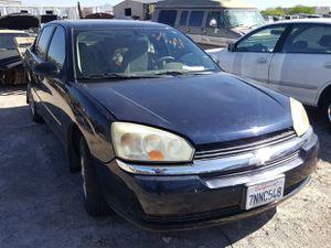 2004 Chevy Malibu @ U-Pull Auto Parts 048245 for Sale in Las Vegas, NV