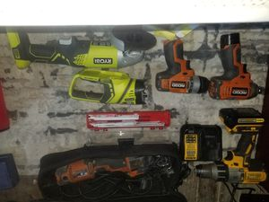 Power tools for Sale in Baltimore, MD