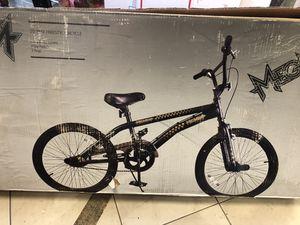 "Megaramp 20"" BMX Freestyle Bike NEW for Sale in Paterson, NJ"