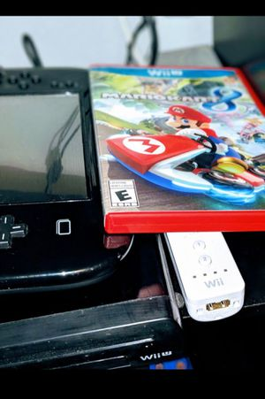 Nintendo Wii U for Sale in Santa Ana, CA