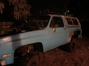 1984 Chevy blazer for Sale in Bonsall, CA