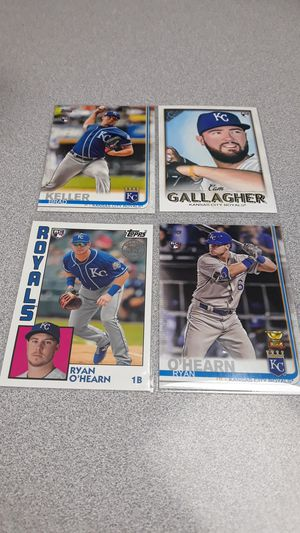 Royals Rookie Cards for Sale in Jonesboro, AR