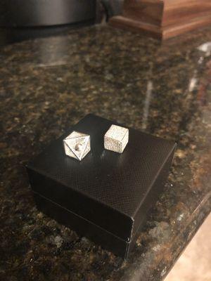 Diamond Earrings for Sale in Castle Hills, TX