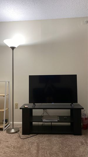 Black TV stand for Sale in Washington, DC