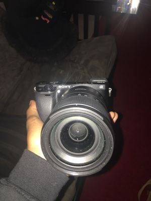 Sony oc q6000 for Sale in Washington, DC