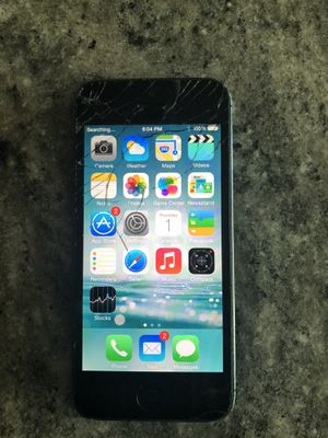 IPhone 5 - Works good! for Sale in Tampa, FL