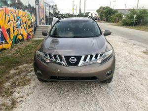 2009 Nissan Murano for Sale in Miami, FL