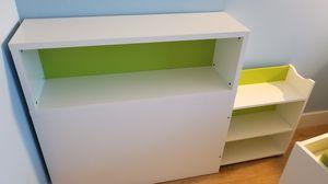 IKEA Flaxa Headboard with Storage for Sale in Miami, FL