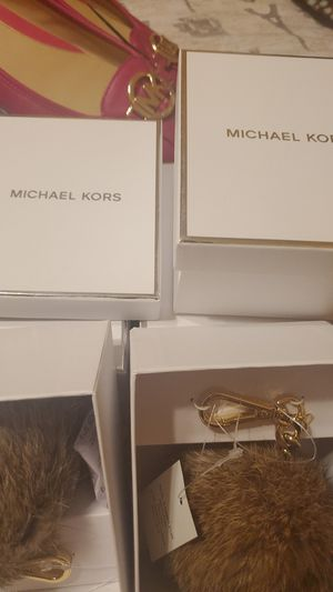 Michael kors fur pom charm for Sale in City of Industry, CA