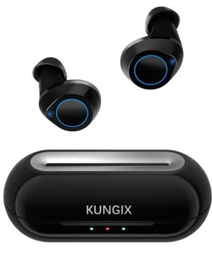 KUNGIX 5.0 out of 5 stars 151 Reviews Wireless Earbuds KUNGIX Bluetooth 5.0 True Wireless Headphones, Deep Bass 3D Stereo Sound Touch Mini Noise Can for Sale in Vernon Hills, IL