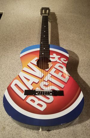 Brand new Dave and Buster's acoustic guitar for Sale in Morton Grove, IL