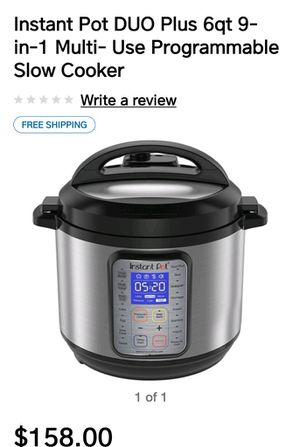 Slow cooker for Sale in San Diego, CA