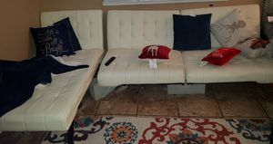 Sofa couch futon for Sale in Manteca, CA