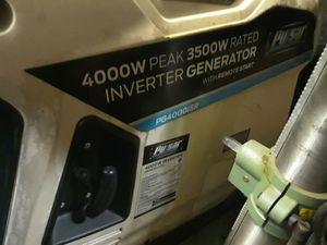 Pulsar generator Invertor 3500 w for Sale in Phoenix, AZ