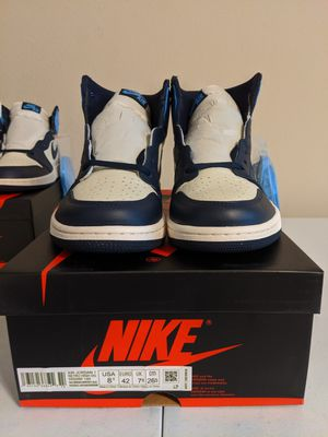 Jordan 1 High, Obsidian Size 8.5 Mens for Sale in Riverview, FL