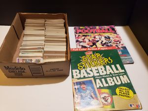 Topps Baseball Cards + Sticker Books Lot - Might All Be 1983 (You get everything) for Sale in Reinholds, PA
